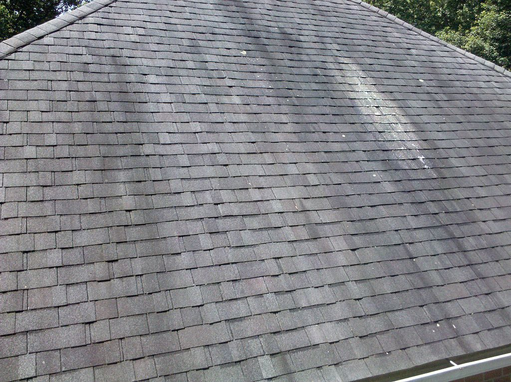 dirty roof replacement