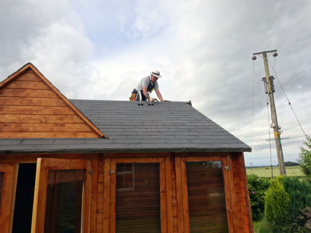 roof inspection huntersville nc